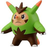 Pokemon - Quilladin - Mc-019 Xy - Monster Collection - Takara Tomy