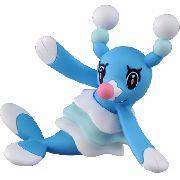 Pokemon - Brionne - Esp-12 - Monster Collection - Takara Tomy