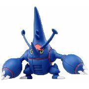 Pokemon - Mega Heracross - Sp-21 - Monster Collection - Takara Tomy