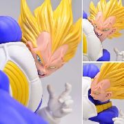 Dragon Ball - Vegeta Super Saiyajin - Scultures - Banpresto