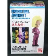 Dragon Ball - Adverge 7 - Android 18 - Bandai