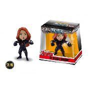 Boneca Black Widow / Viuva Negra - Vingadores - Metals Die Cast