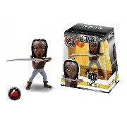 Boneca Michonne - The Walking Dead - Metals Die Cast - Jada