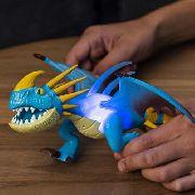 Como Treinar O Seu Dragão 3 - Stormfly Deluxe Com Luz E Som