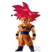 Dragon Ball - Adverge Sp2 - Son Goku God (deus) - Bandai