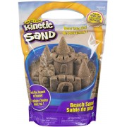 Massa Areia Kinetic Sand - Areia Natural - 1.36kg - Sunny