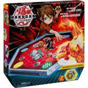 Arena de Batalha Bakugan - Exclusivo com 2 bakucores - Sunny