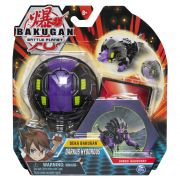 Bakugan Gigante com Card- Darkus Hydorous - Bakucore Jumbo Sunny Original