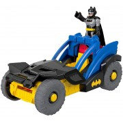 Boneco Batman & Buggy DC Super Friends Imaginext - Mattel