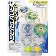 Beyblade Burst Com 2 - Kerbeus K2 E Yegdrion Y2 - Hasbro