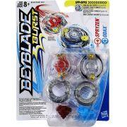 Beyblade Burst  - Spryzen e Odax - Pack com 2 - Hasbro