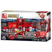 Blocos de Montar Fórmula 1 Rancing - 557 Peças - Multikids
