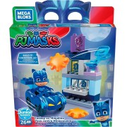 PJ Heróis de Pijama - Menino Gato Vs Ninjalino - Mega Bloks
