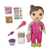 Boneca Baby Alive Morena - Medicine Baby - Hasbro Original E6942