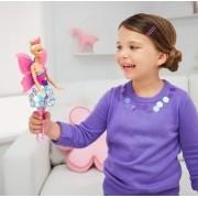 Boneca Barbie Dreamtopia - Fada Asas Voadoras - Mattel FRB08