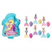 Boneca Barbie - Dreamtopia Sereia Surpresa Mattel Brinquedo