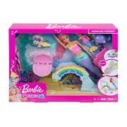Boneca Barbie Escola de Sereias - Mattel FXT25