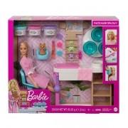 Boneca Barbie Spa De Luxo GJR84 - Mattel