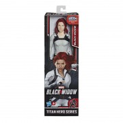 Boneca Black Widow - Viúva Negra Marvel Titan Hero - Hasbro