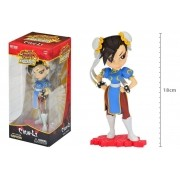 Boneca Chun-li - Street Fighter - Knockouts Capcom Original