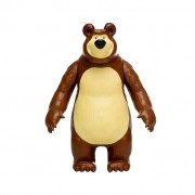Boneco Urso 23cm - Masha e o Urso Com Massinha - Estrela
