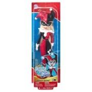 Boneca Dc Harley Quinn Arlequina - Super Hero Girls - Mattel
