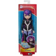 Boneca Dc Zatanna -  Super Hero Girls - Mattel