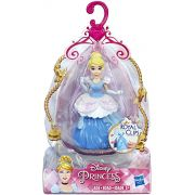 Boneca Mini Princesa Cinderela - Royal Clips - Hasbro E3049