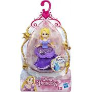 Boneca Mini Princesa Rapunzel - Royal Clips - Hasbro E3049