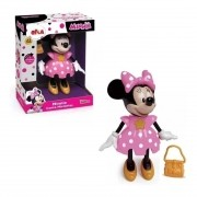 Boneca Minnie Conta Historia 25 cm -  Disney Junior - Elka