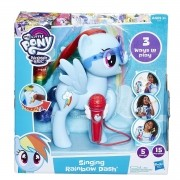 Boneca My Little Pony Rainbow Dash Cantora Com Sons Hasbro