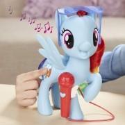 Boneca My Little Pony Rainbow Dash Cantora Com Sons Hasbro