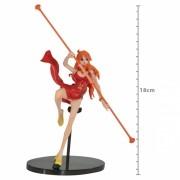 Boneca One Piece - Nami 18cm World Colosseum - Banpresto