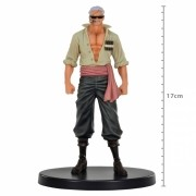 Boneco One Piece - Smoker 17cm The Grandline Men - Banpresto