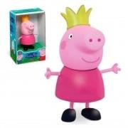 Boneca Peppa Pig Princesa 15 cm - Brinquedo Peppa Pig Elka