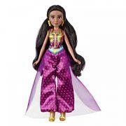 Boneca Princesa Jasmine - Disney Aladdin - Hasbro Original E5446