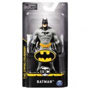 Boneco 15 cm Batman Dc  - Spin Master