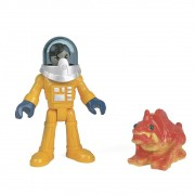 Boneco Astronauta e Alien Imaginext Fisher-Price - Mattel