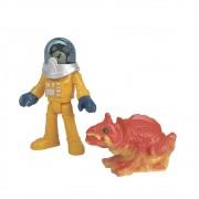 Boneco Astronauta e Alien Imaginext Fisher-Price - Mattel