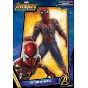 Boneco Avengers Infinite War - Homem Aranha 50 cm - Mimo Toy