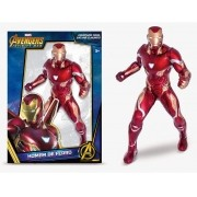 Boneco Avengers Infinite War - Homem de Ferro 50 cm - Mimo