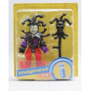 Boneco Bobo da Corte Imaginext Fisher-Price - Mattel