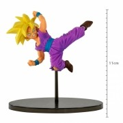 Boneco Dragon Ball - Gohan Super Sayajin 11cm - Banpresto