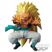 Boneco Dragon Ball - Gotenks Super Sayajin 3 - Banpresto