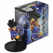 Boneco Dragon Ball GT - Goku 13 cm - Banpresto - Original