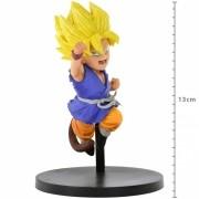 Boneco Dragon Ball GT - Goku S Saiyajin 13 cm - Banpresto