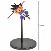 Boneco Dragon Ball  - Son Goku 20cm FES - Banpresto Original