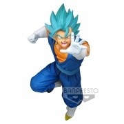 Boneco Dragon Ball Vegetto Super Sayajin Blue 15cm Banpresto