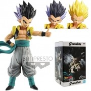 Boneco Dragon Ball Z - Gotenks Grandista 26cm - Banpresto