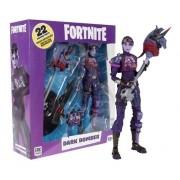 Boneco Fortnite Articulado - Figura Dark Bomber - 18cm - Fun